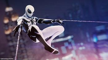 Spider-Man PlayStation 4 Future Foundation