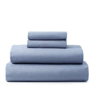 Upstate Pure Washed Cotton Sheet Set