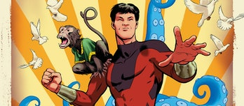 Shang-Chi as seen in Marvel Comics