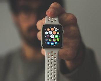 The Apple Watch already touts waterproofing.