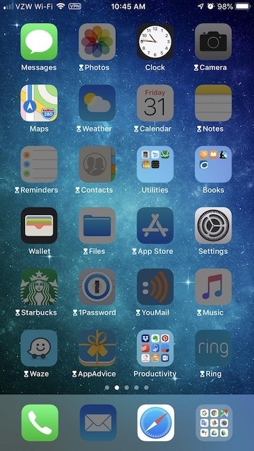 ios 12 bugs iphone downtime