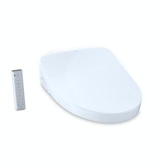 Toto S550e WASHLET Electronic Bidet Toilet Seat with EWATER+