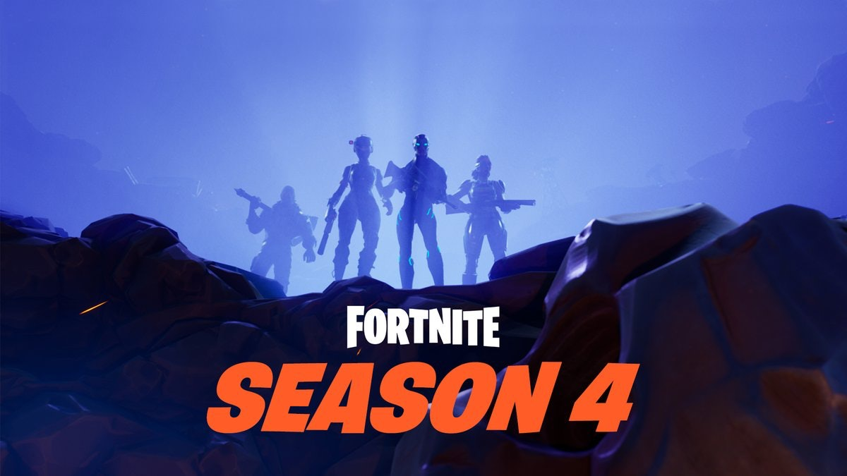 'Fortnite' Season 4 is almost upon us, but when does it start?