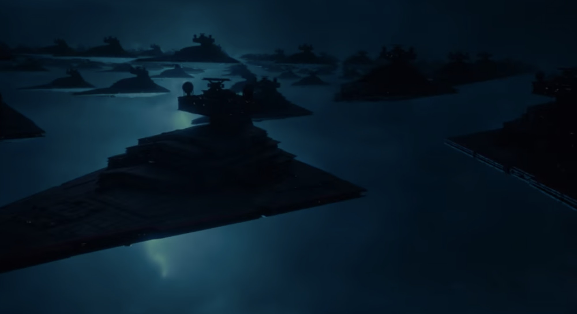 Rise Of Skywalker D23 Trailer May Confirm Leak About A Sith Fleet