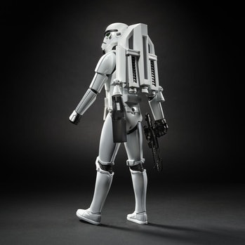 12 Inch InteracTech Imperial Stormtrooper with jetpack