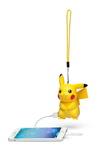 Pikachu mobile charger
