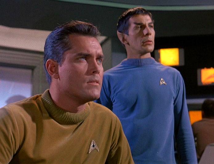 The oldest episode of Star Trek ever.