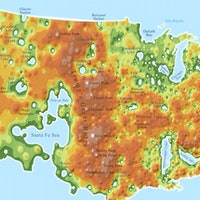 Detailed Maps Split the U.S. Into TrumpLand and the Clinton Archipelago
