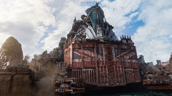 'Mortal Engines' London
