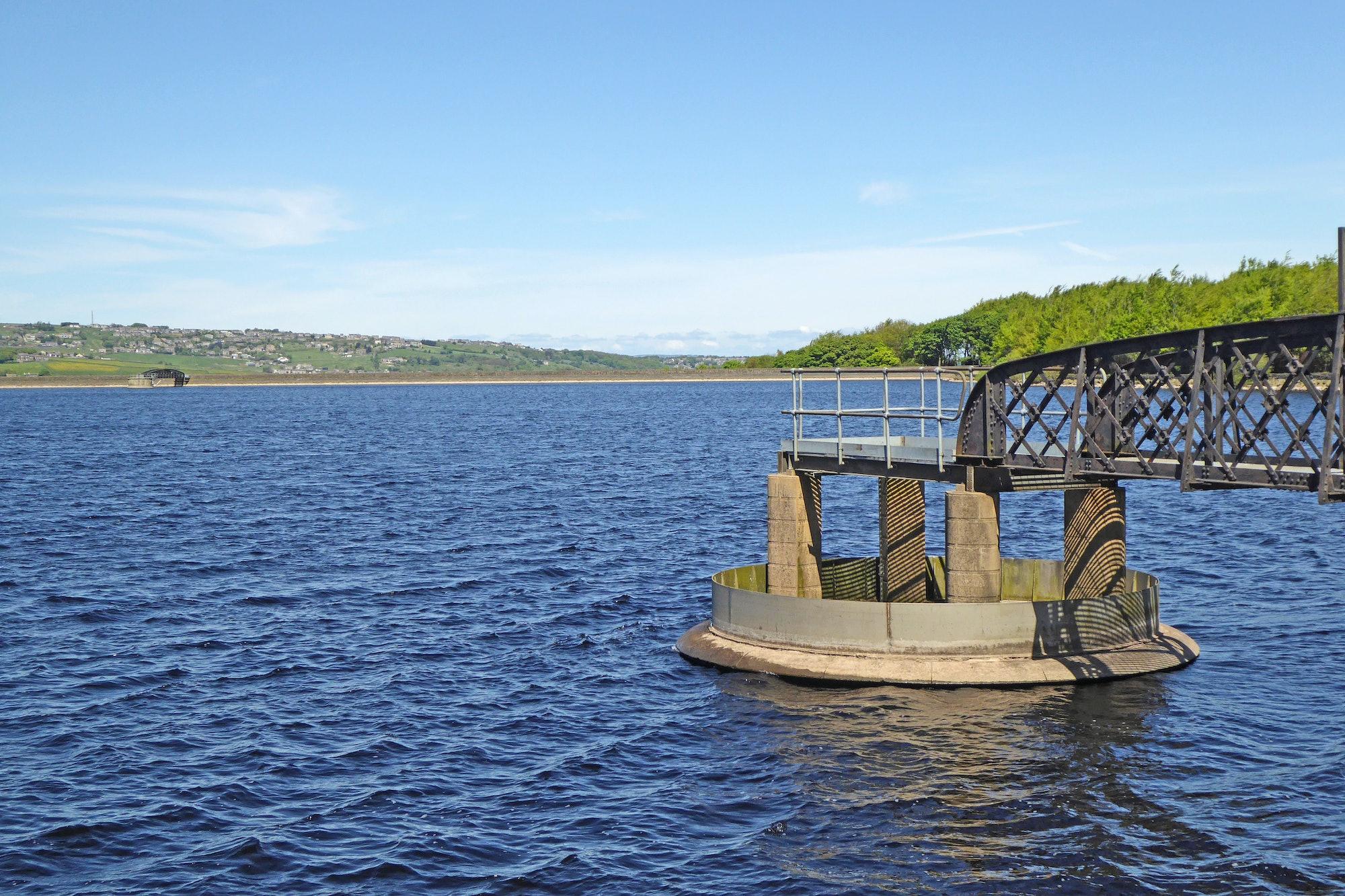 Blackmoorfoot Reservoir