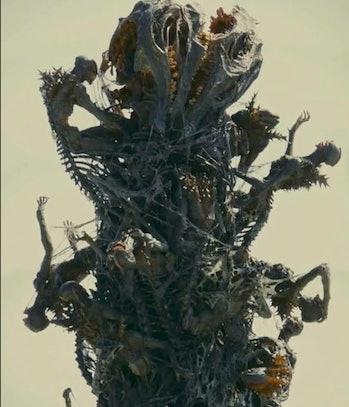 Shin Godzilla Ending Skeletons: Explaining That Final Weird Shot