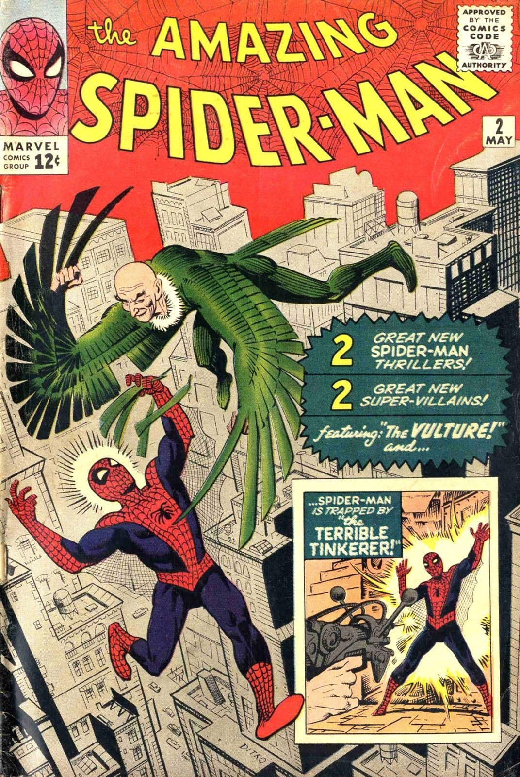 Spider-Man Vulture