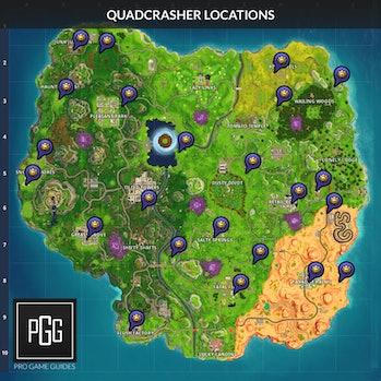 'Fortnite' Quadcrashers