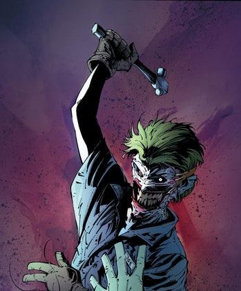 Joker from Death of the Family arc of Batman