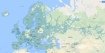 Germany Google Street View mapping Europe