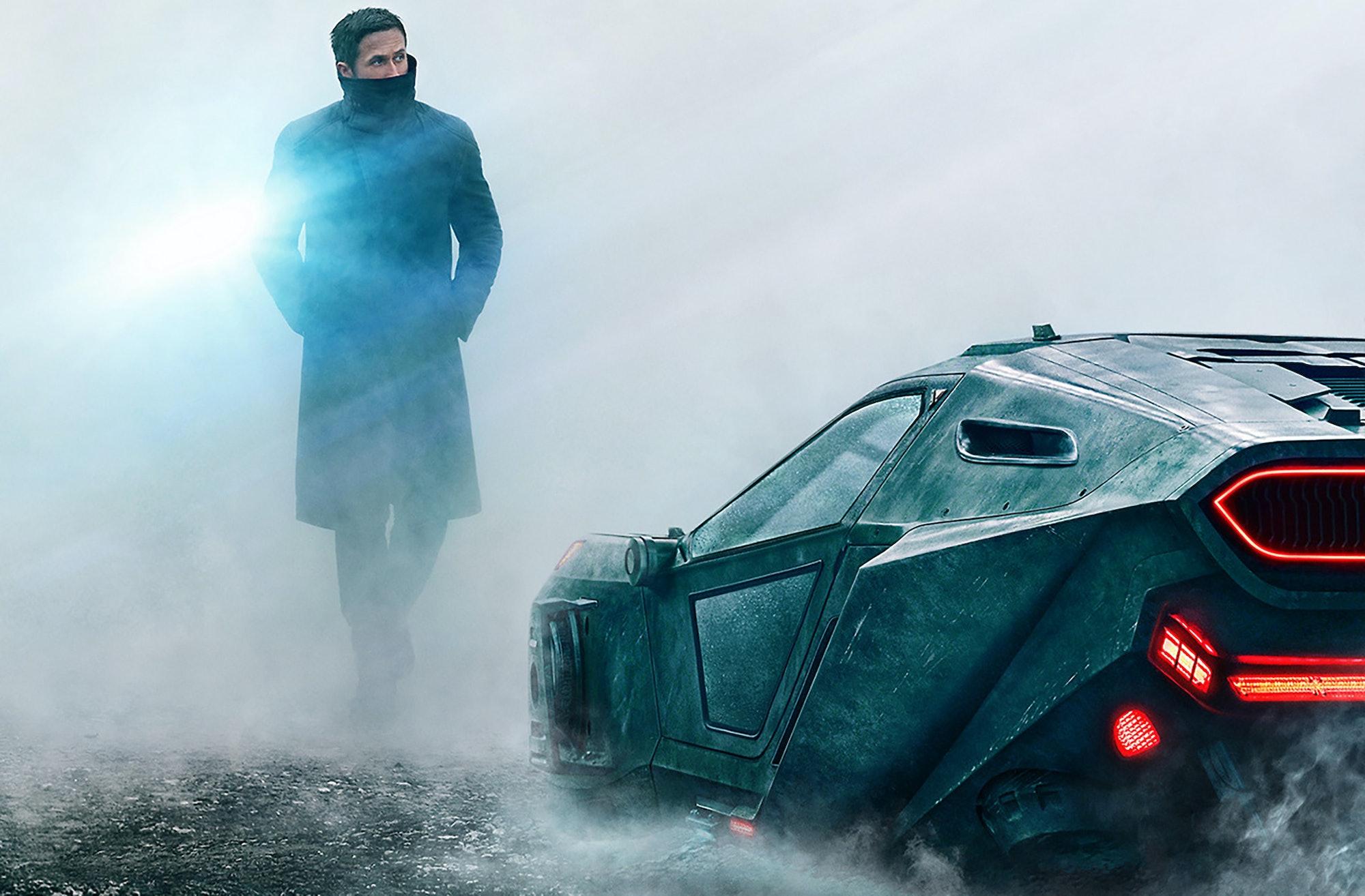 Ryan Gosling in 'Blade Runner 2049.'