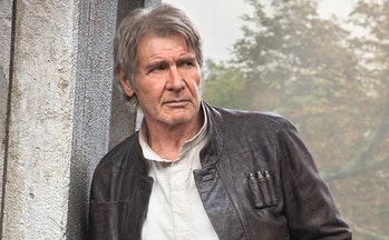 Han Solo Force Awakens