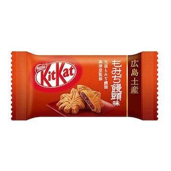 Kit Kat Mini Momiji Manju Flavor