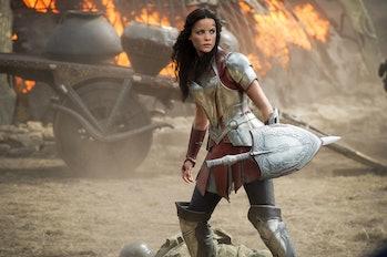 Lady Sif, Thor Ragnarok, death, hela