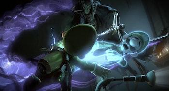 Luigi 'Super Smash Bros. Ultimate'