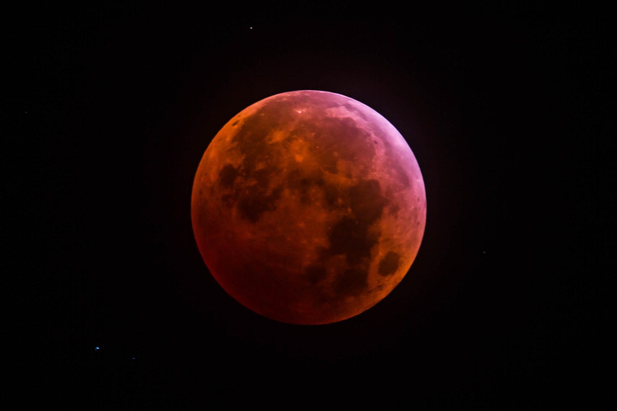 Total (Penumbral) Lunar eclipse