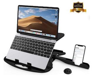 Carnation Adjustable Laptop Stand