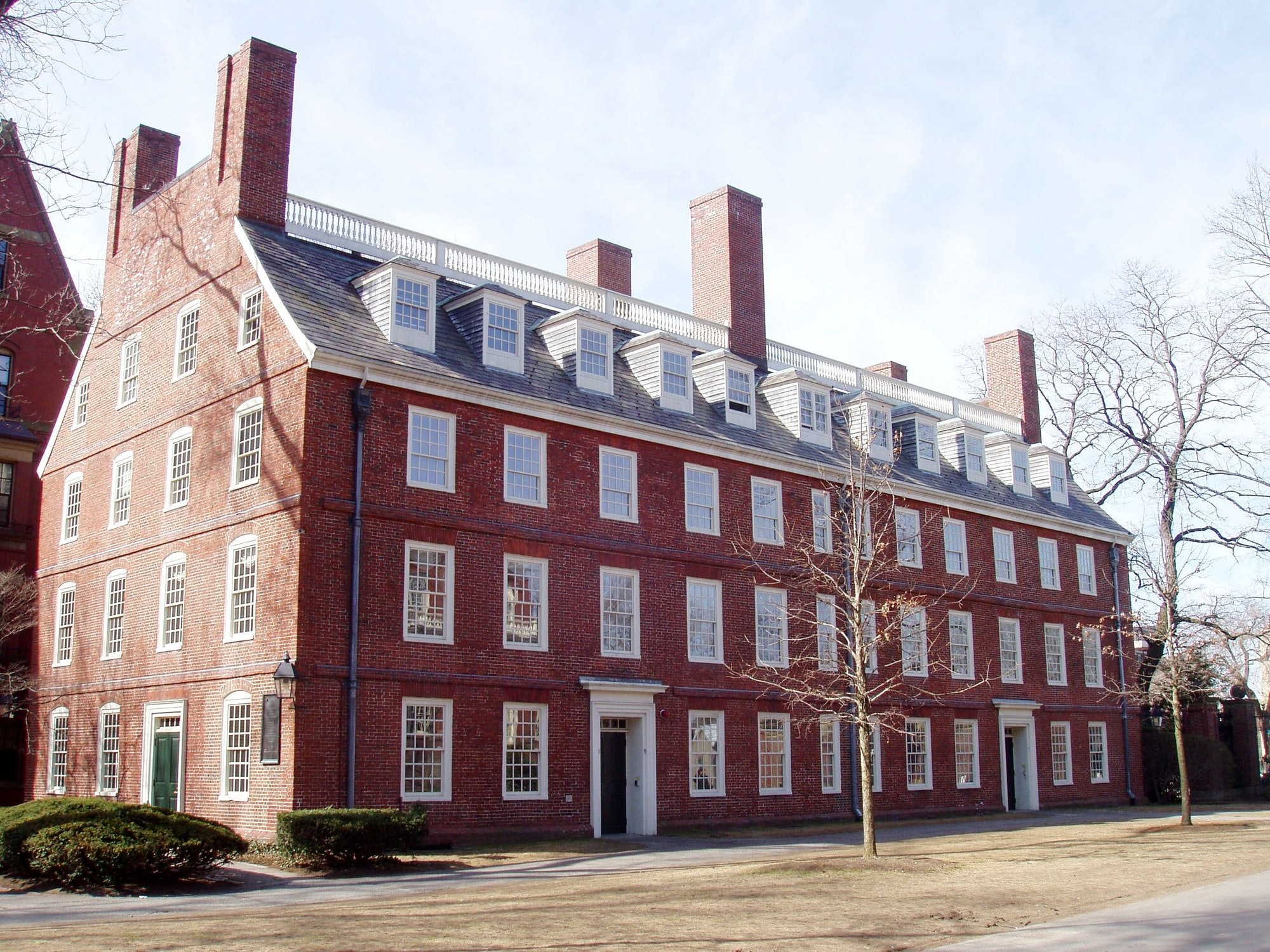 history buildings climate