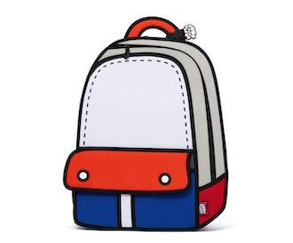 Adventure Cartoon Backpack