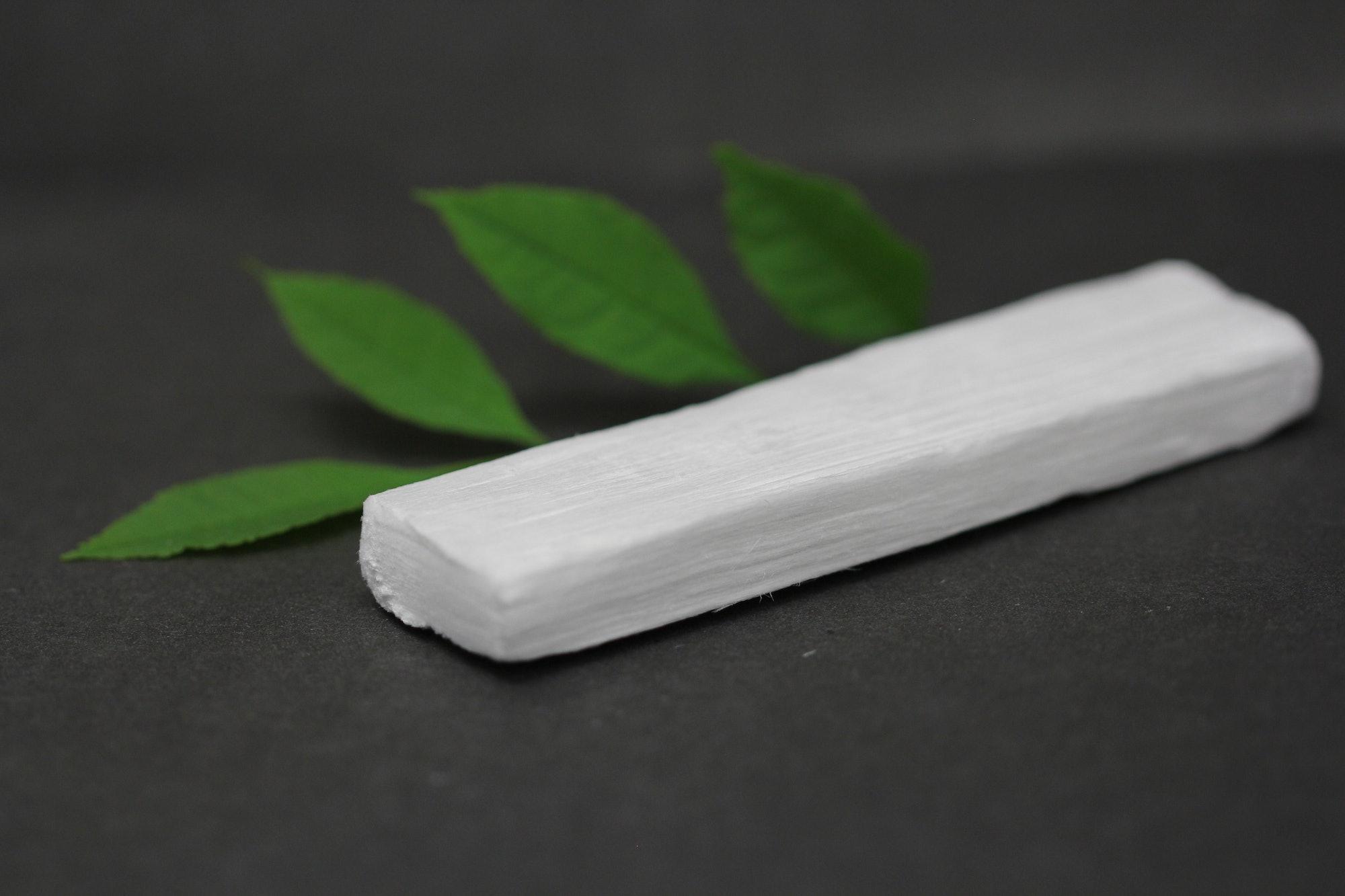 A plank of nanowood.