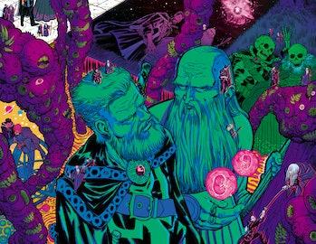 Preview for Marvel ComicsDoctor Strange and the Sorcerer Supremes