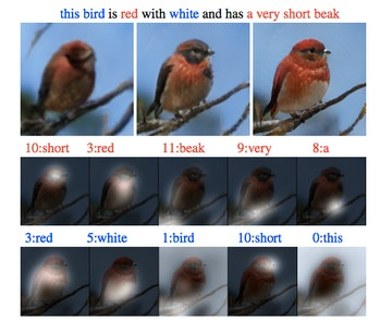 Microsoft a.i. bot deep learning bird