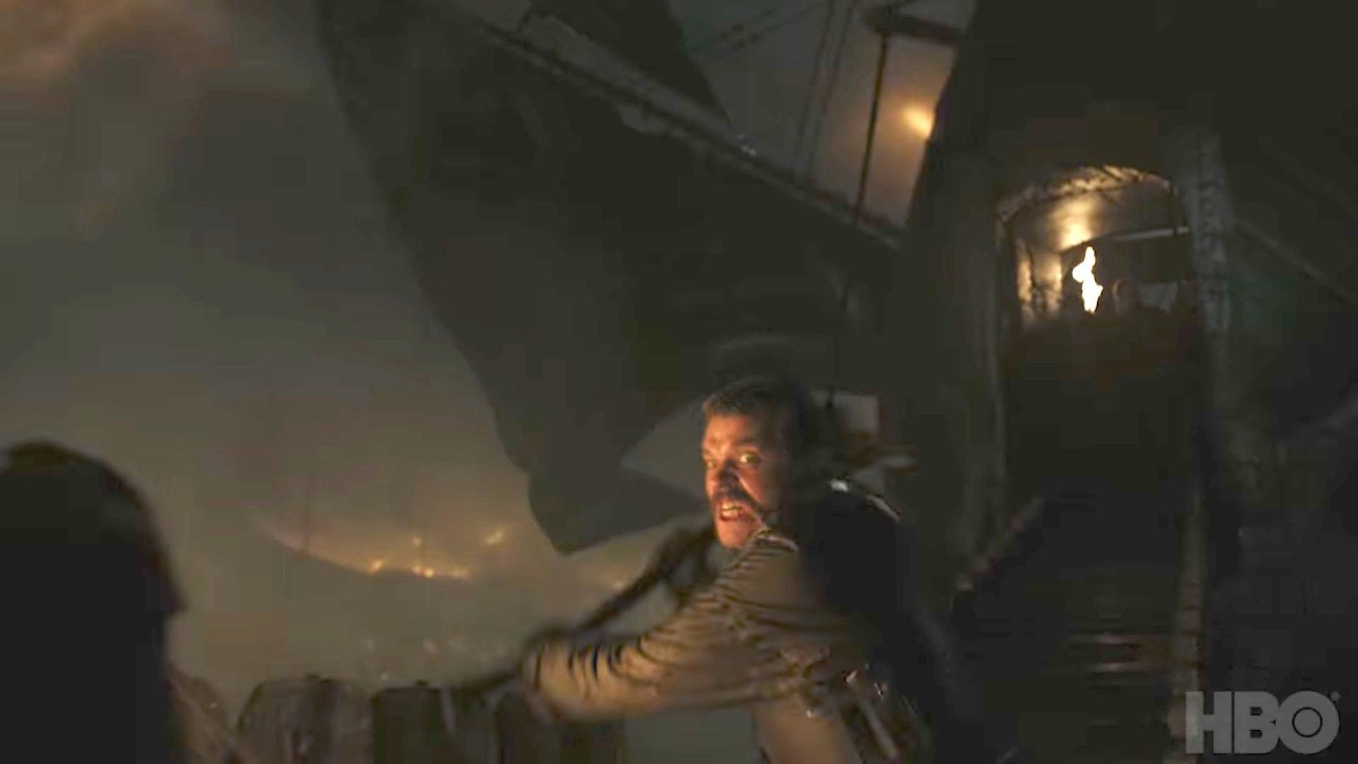 Pilou Asbaek in 'Game of Thrones' Season 7