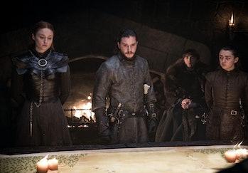 Game of Thrones Season 8 Battle of Winterfell