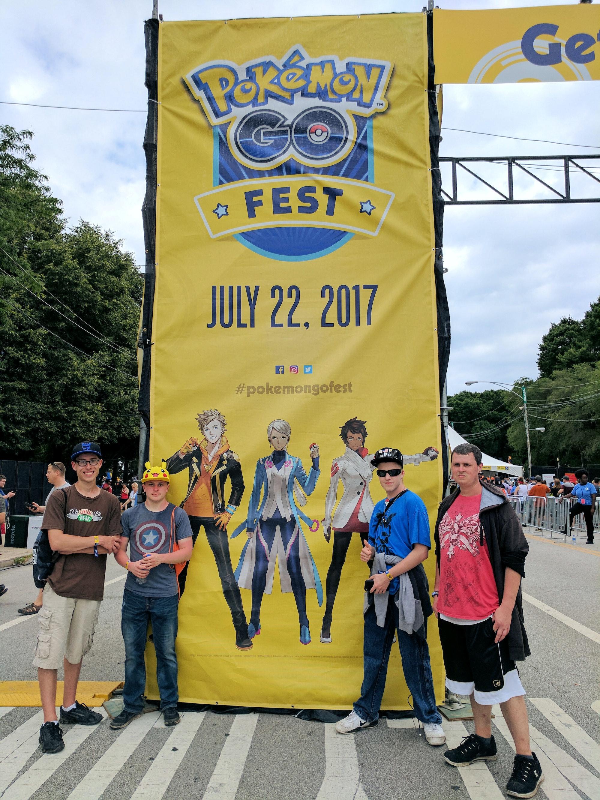 Pokemon Go Fest - 07-22-2017 - Photo 18