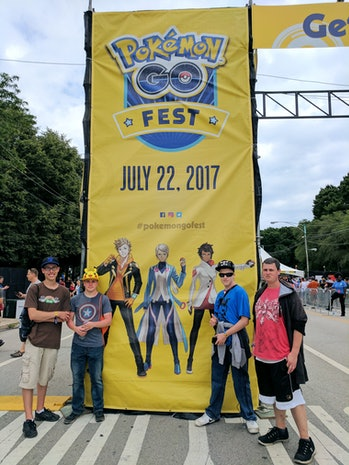 Pokemon Go Fest - 07-22-2017 - Photo 18
