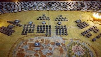 Game of Thrones Season 8 Episode 2 war table