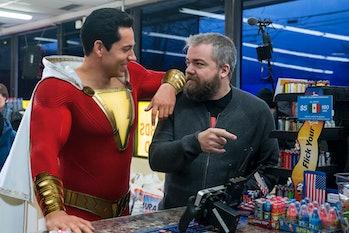 Shazam Director David F. Sandberg