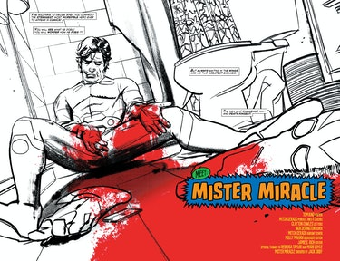 Mister Miracle Director's Cut