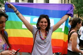 NYC Dyke March 2011