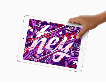 apple new ipad 2018