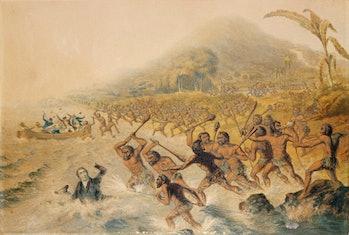 The Massacre of John Williams