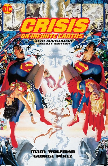 Crisis on Infinite Earths DC Comics