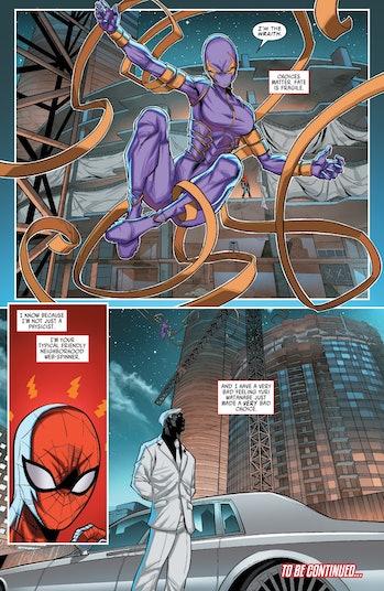 Spider-Man Yuri Watanabe Wraith