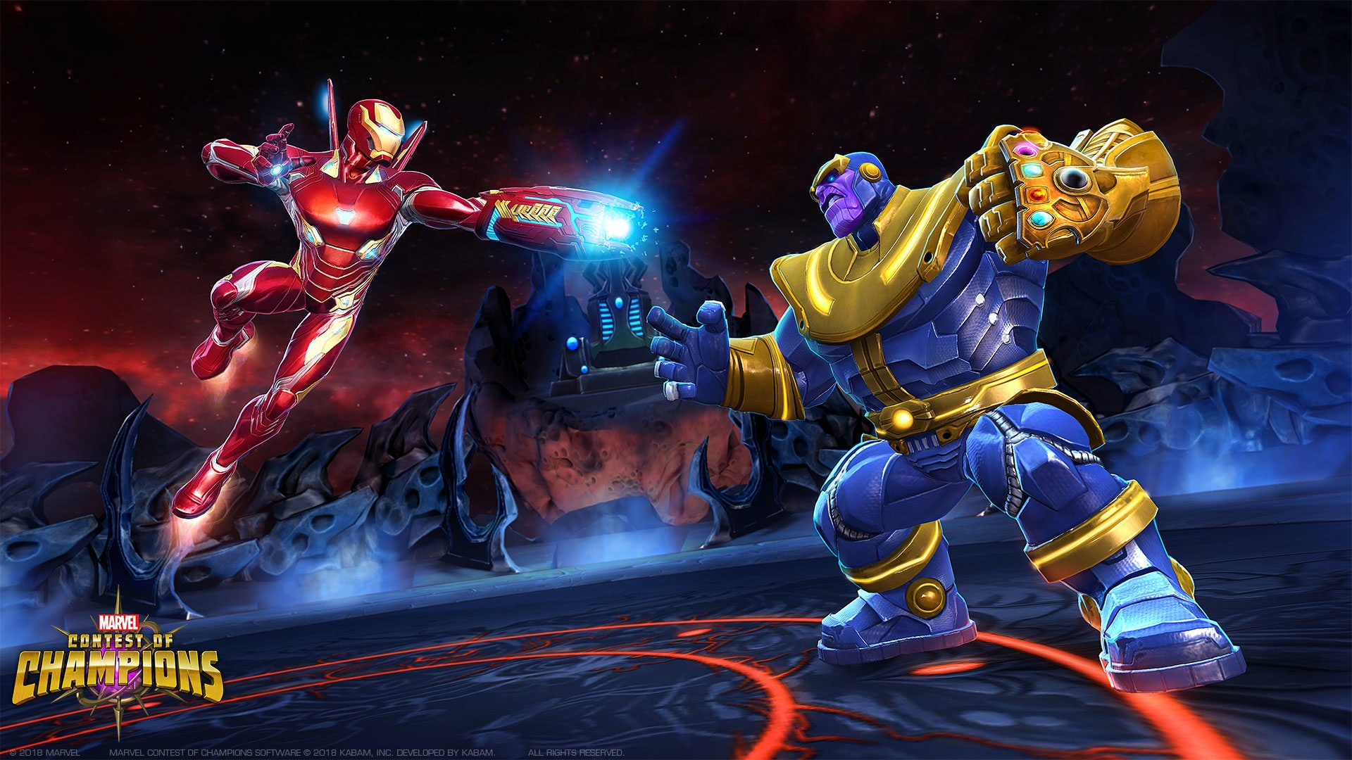 Infinity War Why Mobile Game Contest Of Champions Is Essential