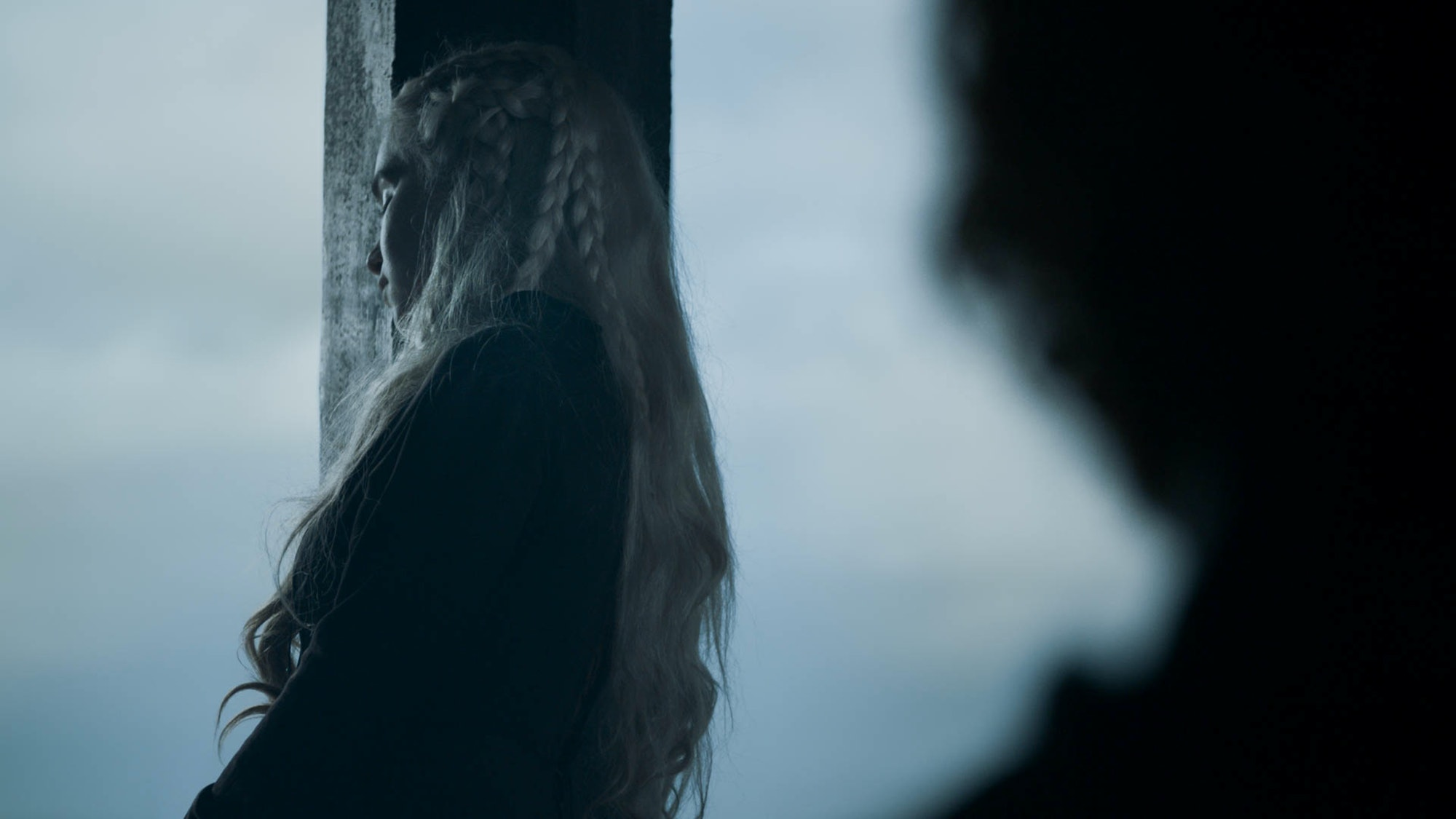 What does Daenerys know?Emilia Clarke in Episode 5 of Season 8 of 'Game of Thrones'.