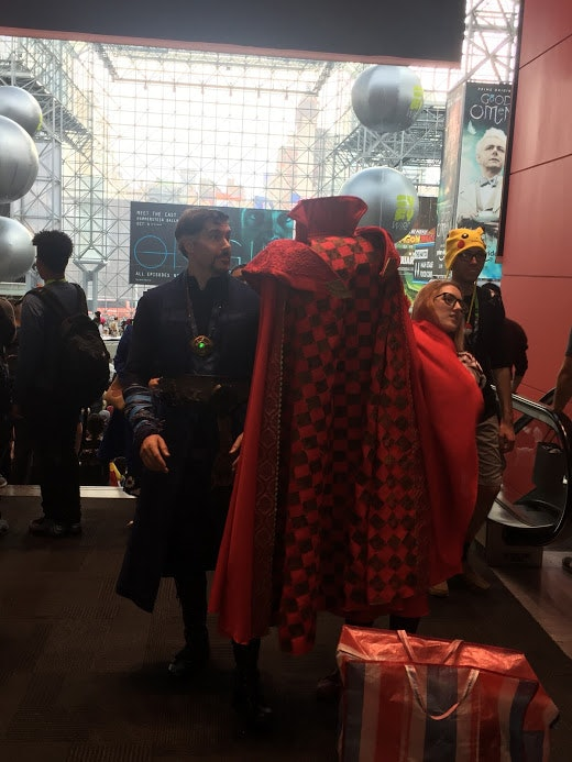 nycc cosplay 2018