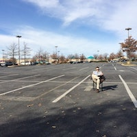 #BlackFridayParking Shows How Our Parking Lots Are Way Too Big