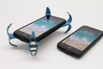 ADcase mobile airbag iphone case