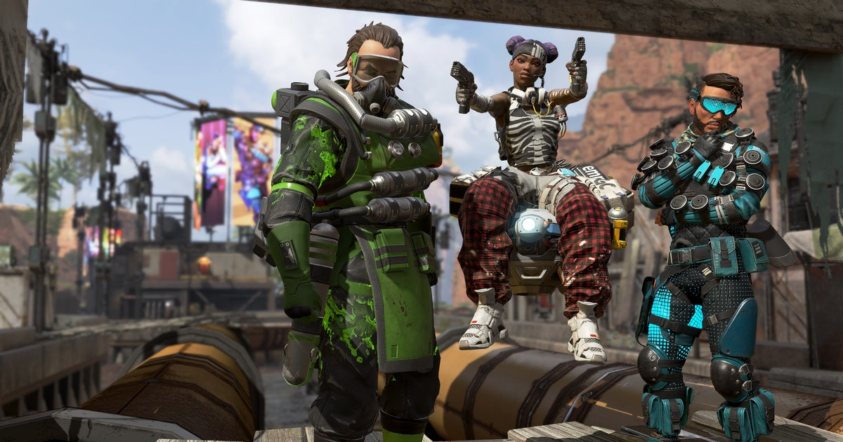 'Apex Legends' Ranked Mode May Beat 'Fortnite' to Offer Competitive Play