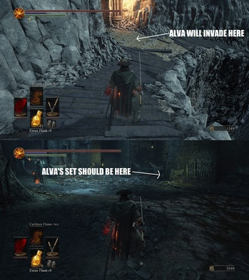 dark souls 3 alva's armor set location